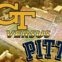 GT vs Pitt Tailgate